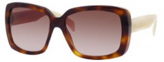 Tommy Hilfiger 1087/S Sunglasses Sunglasses - 0WGN Havana / J6 Brown Gradient Lens