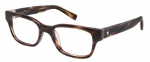 Modo 6016 Eyeglasses Eyeglasses - Dark Brown Horn 
