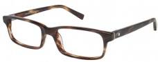 Modo 6024 Eyeglasses Eyeglasses - Brown Horn 