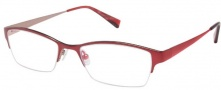 Modo 4020 Eyeglasses  Eyeglasses - Red 