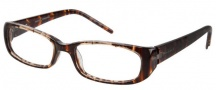 Modo 5007 Eyeglasses Eyeglasses - Light Brown Lines
