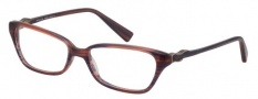 Modo 6005 Eyeglasses Eyeglasses - Red Blue Stripe
