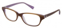 Modo 6009 Eyeglasses Eyeglasses - Light Tortoise Purple