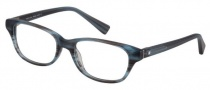 Modo 6009 Eyeglasses Eyeglasses - Blue Horn