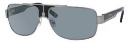 Carrera X-cede 7000/S Sunglasses Sunglasses - 1J1P Gunmetal / RT Gray Flash Polarized Lens