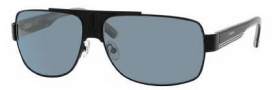 Carrera X-cede 7000/S Sunglasses Sunglasses - 003P Matte Black / RT Gray Flash Polarized Lens