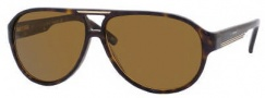 Carrera X-cede 7001/S Sunglasses Sunglasses - 086P Dark Havana / RS Brown Polarized Lens