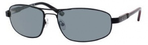 Carrera X-cede 7002/S Sunglasses Sunglasses - 1R0P Matte Black / RT Gray Flash Polarized Lens