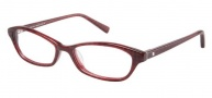 Modo 6013 Eyeglasses Eyeglasses - Red Stripe 