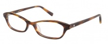 Modo 6013 Eyeglasses Eyeglasses - Light Brown Horn