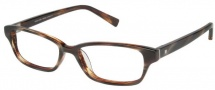Modo 6018 Eyeglasses  Eyeglasses - Brown Horn 
