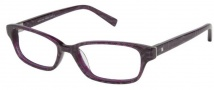 Modo 6018 Eyeglasses  Eyeglasses - Plum 
