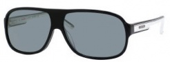 Carrera X-cede 7005/S Sunglasses Sunglasses - T4MP Black Crystal / RT Gray Flash Polarized Lens