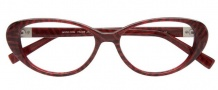 Modo 6021 Eyeglasses Eyeglasses - Red Stripe