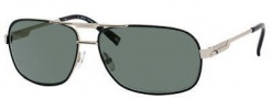 Carrera X-cede 7009/S Sunglasses Sunglasses - BR1P Gold Black / RZ Green Polarized Lens