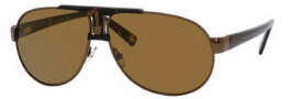 Carrera X-cede 7010/S Sunglasses Sunglasses - 6ZMP Brown / RS Brown Polarized Lens