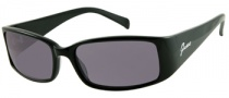 Guess GU 7136 Sunglasses Sunglasses - BLK-3: Black