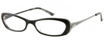 Guess GU 2271 Eyeglasses Eyeglasses - BLK: Black Snake Skin