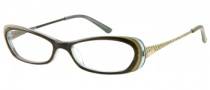 Guess GU 2271 Eyeglasses Eyeglasses - OL: Snake Skin Olive