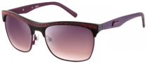 Guess GU 7137 Sunglasses Sunglasses - BER-45: Berry