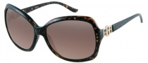 Guess GU 7130 Sunglasses Sunglasses - TO-34: Dark Tortoise