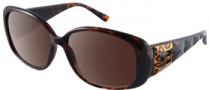 Guess GU 7141 Sunglasses Sunglasses - TO-34: Tortoise 