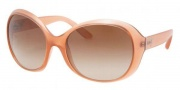 Prada PR 04OS Sunglasses Sunglasses - GAC1Z1 Opal Pink / Brown Gradient