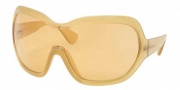 Prada PR 05OS Sunglasses Sunglasses - GAD9V1 Sand / Yellow