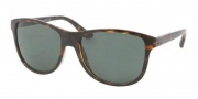 Prada PR 06OS Sunglasses Sunglasses - 2AU3O1 Havana / Green