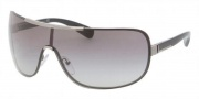 Prada PR 54OS Sunglasses Sunglasses - 5AV3M1 Gunmetla / Gray Gradient