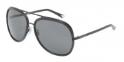 Dolce & Gabbana DG2098 Sunglasses Sunglasses - 064/87 Black / Gray