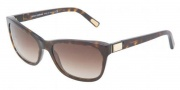 Dolce & Gabbana DG4123 Sunglasses Sunglasses - 502/13 Havana / Brown Gradient