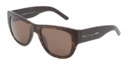 Dolce & Gabbana DG4127 Sunglasses Sunglasses - 502/73 Havana / Brown