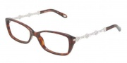 Tiffany & Co. TF2050B Eyeglasses Eyeglasses - 8002 Havana