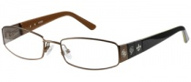 Guess GU 1648 Eyeglasses Eyeglasses - DKBRN: Dark Brown