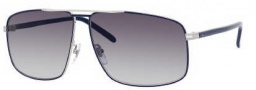 Gucci 2214/K/S Sunglasses Sunglasses - 0AEJ Blue (JJ Gray Gradient Lens)