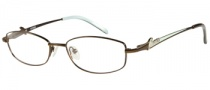 Guess GU 2284 Eyeglasses Eyeglasses - BRN: Brown