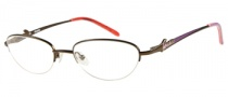 Guess GU 2283 Eyeglasses Eyeglasses - BRN: Brown