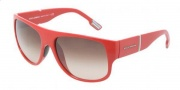 Dolce & Gabbana DG6061 Sunglasses Sunglasses - 588/13 Red / Brown Gradient