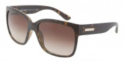 Dolce & Gabbana DG6063 Sunglasses Sunglasses - 502/13 Havana / Brown Gradient