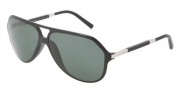 Dolce & Gabbana DG6067 Sunglasses Sunglasses - 501/71 Black / Green