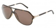 Dolce & Gabbana DG6067 Sunglasses Sunglasses - 502/73 Havana / Brown