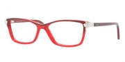 Versace VE3156 Eyeglasse Eyeglasses - 935 Waves Red