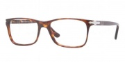 Persol PO3014V Eyeglasses Eyeglasses - 24 Havana