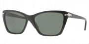 Persol PO3023S Sunglasses Sunglasses - 95/31 Black / Crystal Green