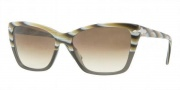 Persol PO3023S Sunglasses Sunglasses - 954/51 Light Horn Gray / Crystal Brown Gradient