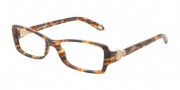 Tiffany & Co. TF2048B Eyeglasses  Eyeglasses - 8114 Havana Demo Lens