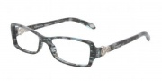 Tiffany & Co. TF2048B Eyeglasses  Eyeglasses - 8129 Gray Havana Demo Lens