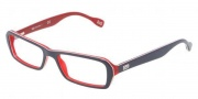 D&G DD1225 Eyeglasses Eyeglasses - 1872 Blue Red White