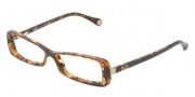 D&G DD1227 Eyeglasses Eyeglasses - 1979 Dark Gray on Havana